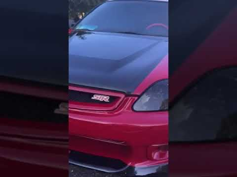Honda Civic Si 2000 Tuning 2017 Youtube