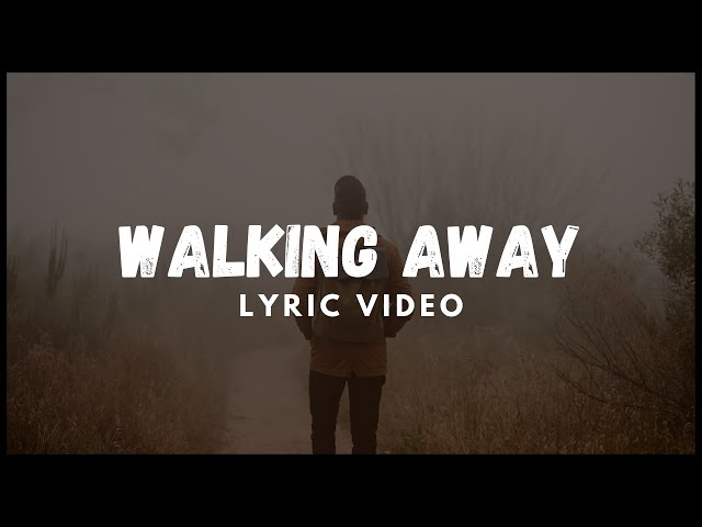 Eli Lev | Walking Away (Lyric Video)