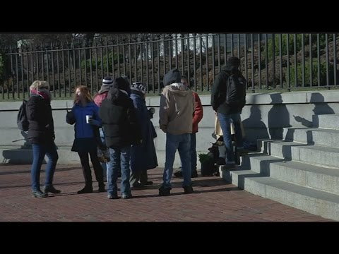 Supporters of marijuana legalization celebrate at State House