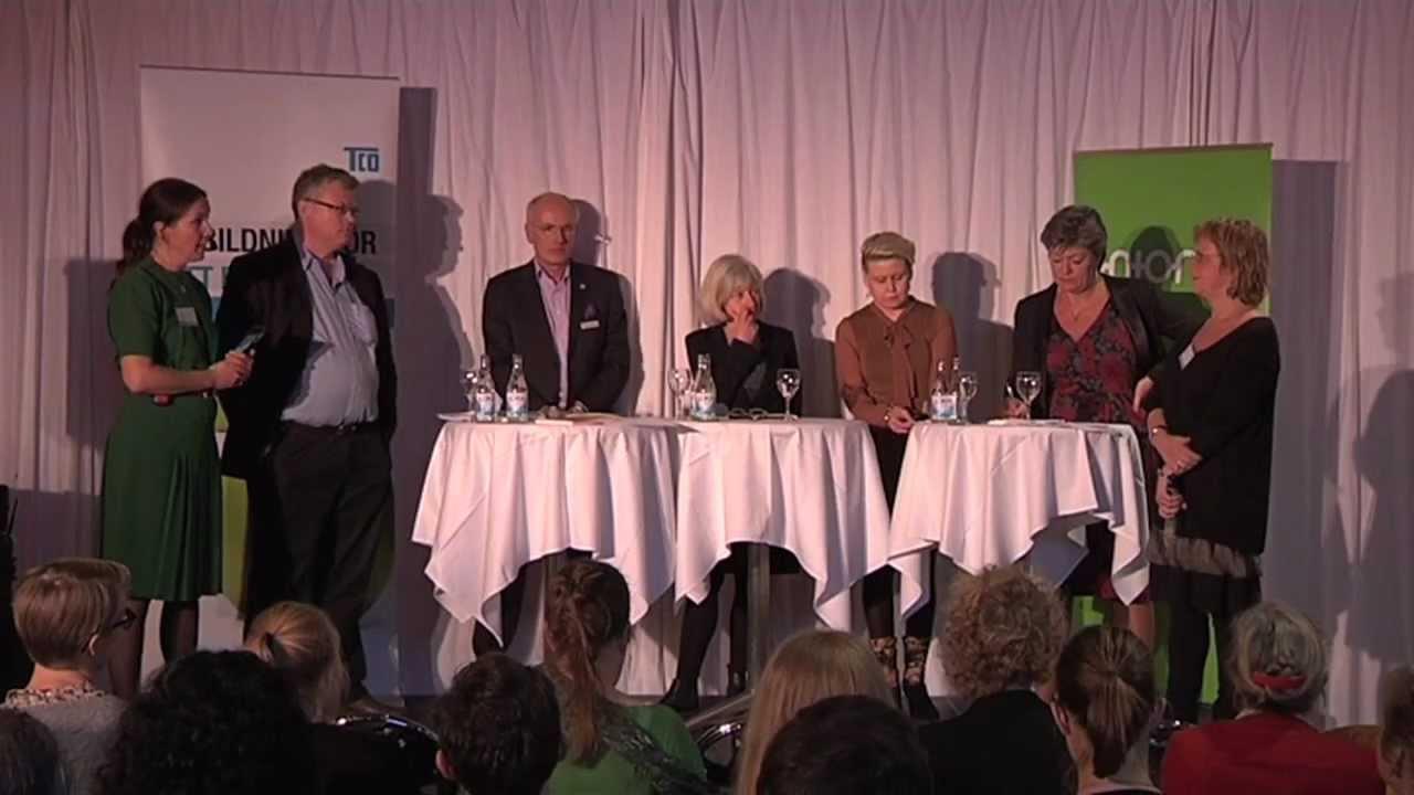 Utbildningskonferens 2012 - Livslångt lärande -- en nyckel när vi behöver arbeta allt längre