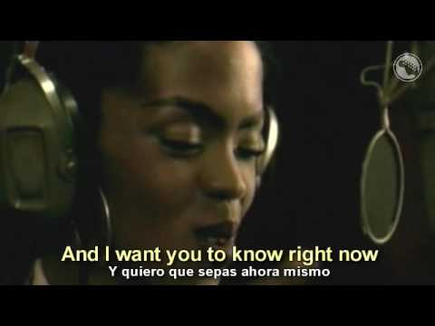 Bob Marley & Lauryn Hill  Turn Your Lights Down Low  Subtitulado Español & Inglés