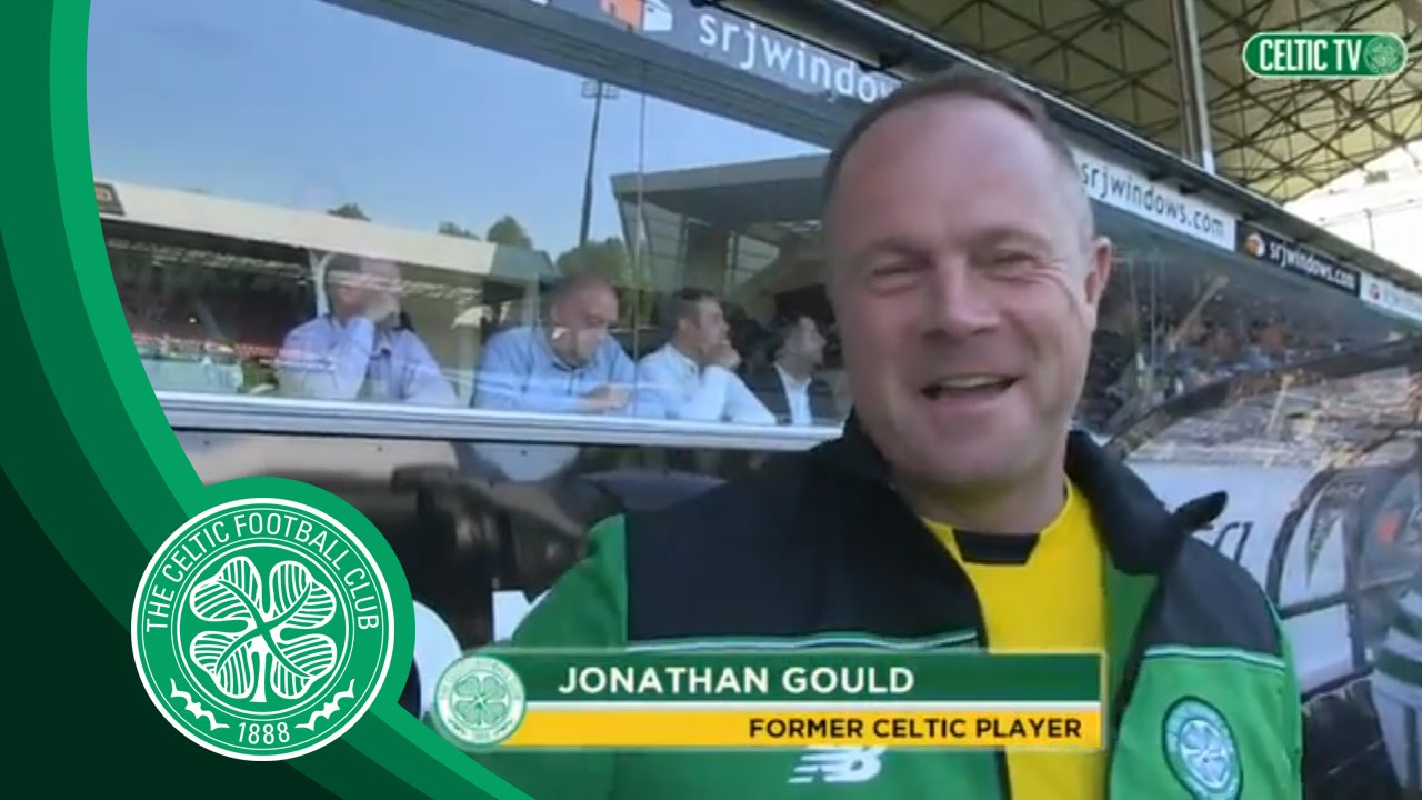 Celtic FC - At 47 is this one of Jonathan Gould's best ... Jon Gould Mcw