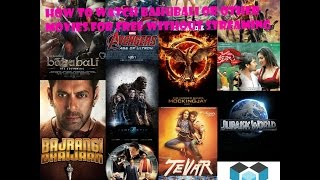 How To Watch Bahubali Or Other Movies For Free Without Streaming