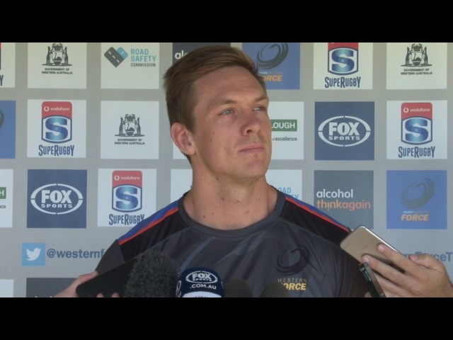 Business as Usual for Dane Haylett Petty and the Force