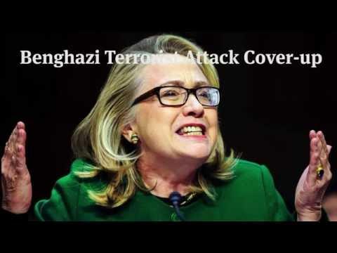 Hillary Clinton  A Career Criminal - Facts