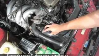 Intake SuperCharger Turbonator
