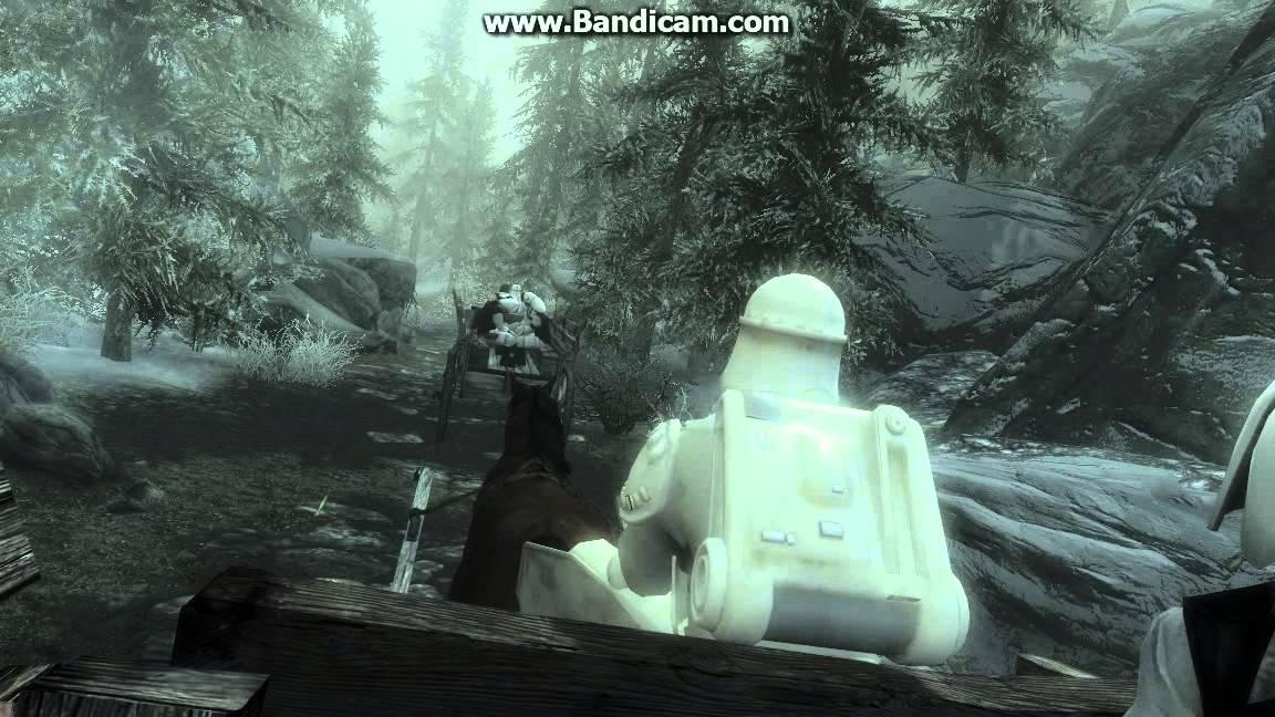 Skyrim Star Wars Mod Epic Civil Wars Youtube