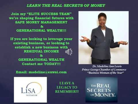 The Real Secrets of Money