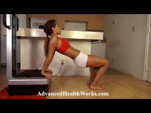 Vibrational Trainer Upper Body And Abs Workout!