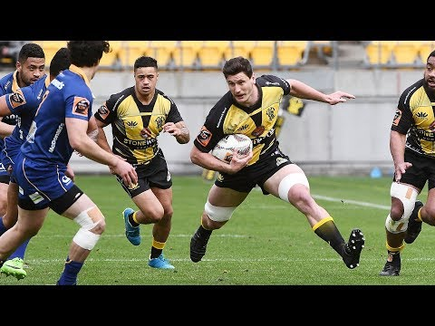 ROUND 7 HIGHLIGHTS: Wellington v Otago