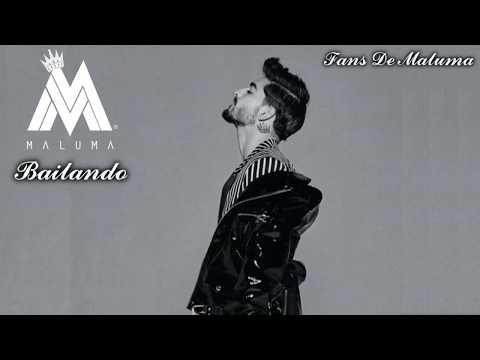 Maluma - Bailando (Audio Oficial)