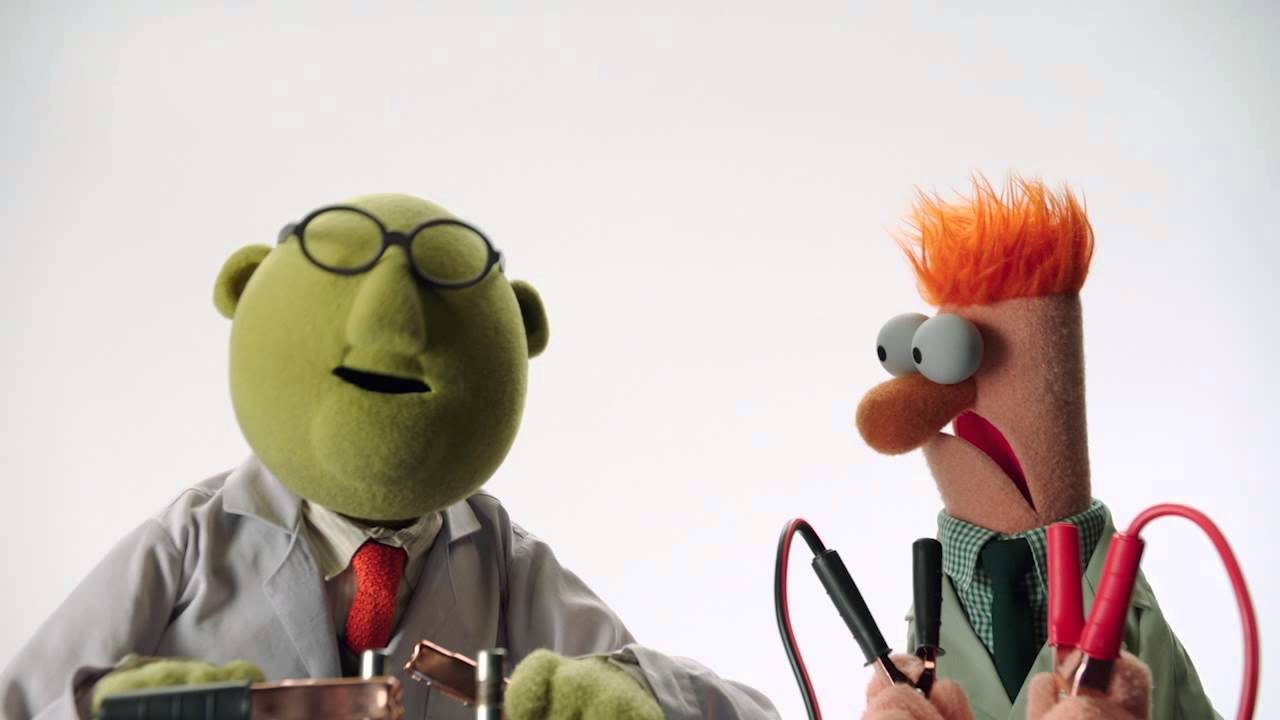 Free Animated Frog Wallpaper Science Facts With Bunsen And Beaker The Muppets Youtube