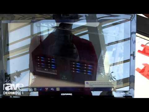 CEDIA 2014: Advanced DataStor Demos Its Digital Concierge 360