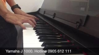 Bán Piano Yamaha J-1000