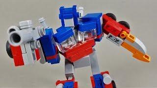 Lego Transformers - Movie Optimus Prime (V2)