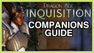Finding Every Companion In Dragon Age Inquisition | WikiGameGuides