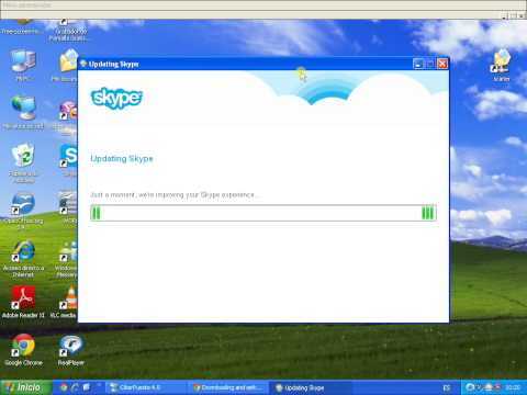 How To Download Skype On Your Computer Window Xp SolutionBox