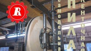 простые штуки - Как сделать ленточную пилу(How to make bandsaw. Видео обзор изготовления ленточной пилы из подручных материалов. Моя партнерская программа..., 2015-04-03T08:20:42.000Z)