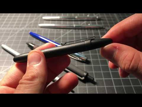 Everything You Want To Know About Fisher Space Pens