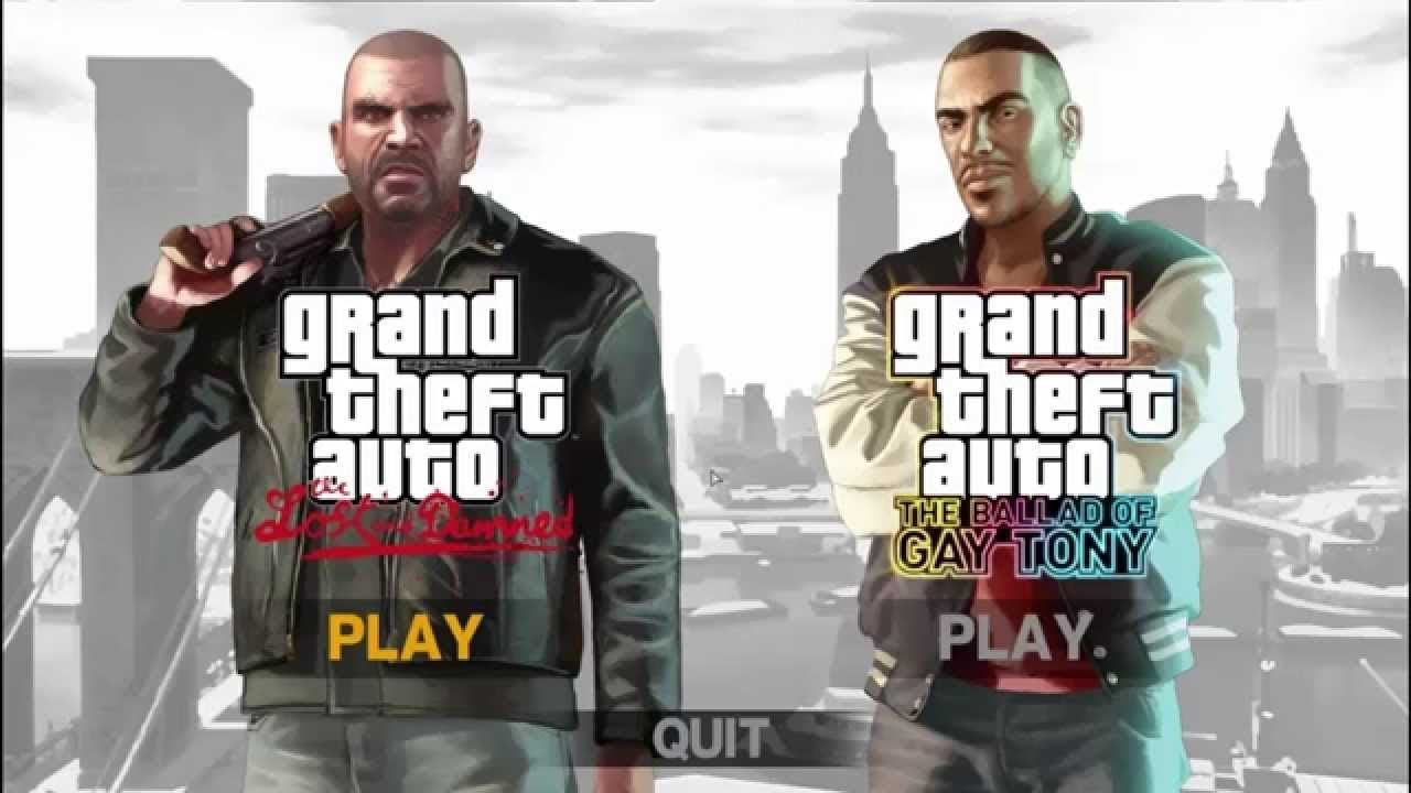 gta 4 ballad of gay tony patch download