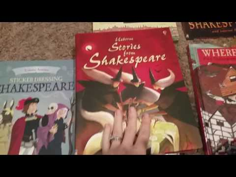 Usborne Shakespeare Books!