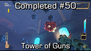 Completed #50 - Tower of Guns