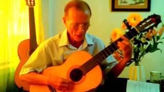 Việt Nam quê hương tôi - Đệm hát guitar - Valse