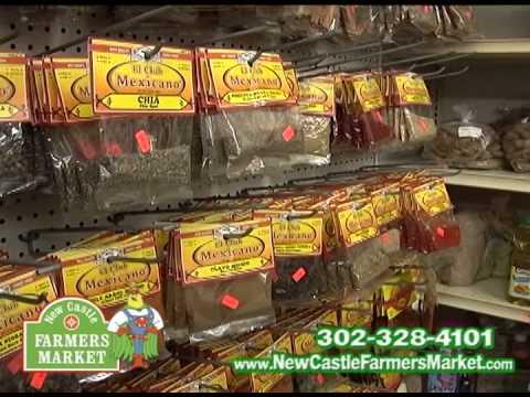 New castle farmers market en espa ol johnny 39 s for Johnny s fish market