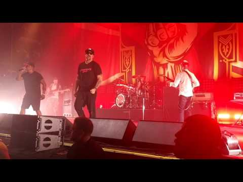 Prophets of Rage - No Sleep Til Brooklyn, Fight the Power (Cleveland, OH : 07-19-2016)