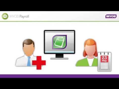 Manage sick leave and alternative holidays - NZ MYOB Payroll