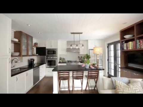 Interior Design — How To Design A Bistro-Style Kitchen