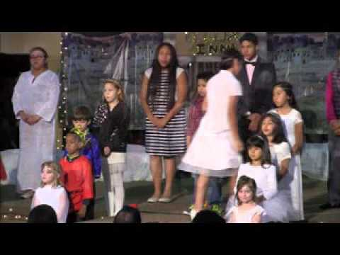 2015 12 12 Christmas Program StoneHill Christian Academy
