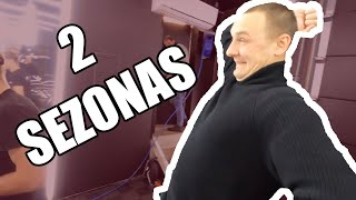 ANTRAS SEZONAS | ML Auto Dienoraštis