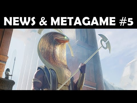 NEWS & METAGAME #5 - Annonces Wizards // Pro Tour Nashville