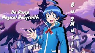 Cover images Da Pump - Magical Babyrinth (Mairimashita Iruma-kun OP)