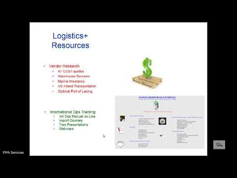 FPA Services - Logistics Plus