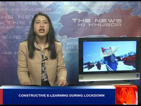 DD Shillong- Constructive E-learning During Lockdown