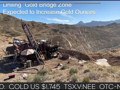 Northern Vertex Commences Exploration Drill Program At Moss Gold Mine, Arizona