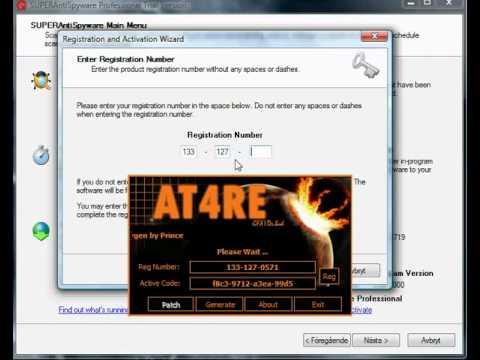 Superantispyware Professional Serial Keygen FREE + Download