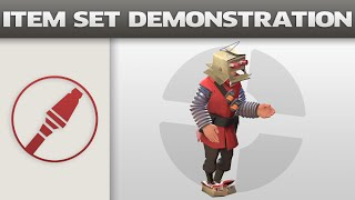 Set Demonstration: The Tin Soldier