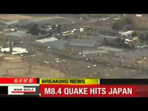 Japan Tsunami und Erdbeben Aktuelle Bilder