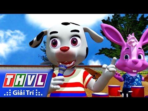 THVL | Chuyện của Đốm - Tập 423: Cuộc thi kéo co | FULL HD