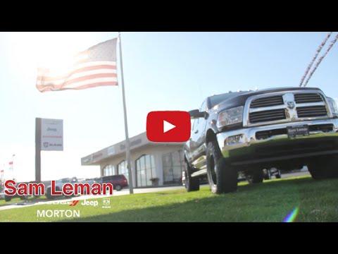 Sam Leman Morton >> Get More in Morton | Sam Leman Morton - YouTube