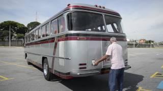 Vrum encontra exemplar do ônibus O-352 totalmente recuperado