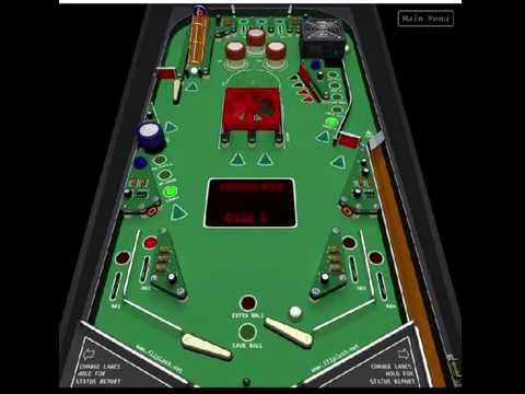 Play Microsoft Pinball Online - Play All Game Boy Color ...