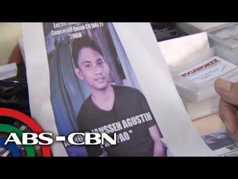 TV Patrol: Pamilya ng nawawalang lalaki sa QC, lumapit na sa DILG