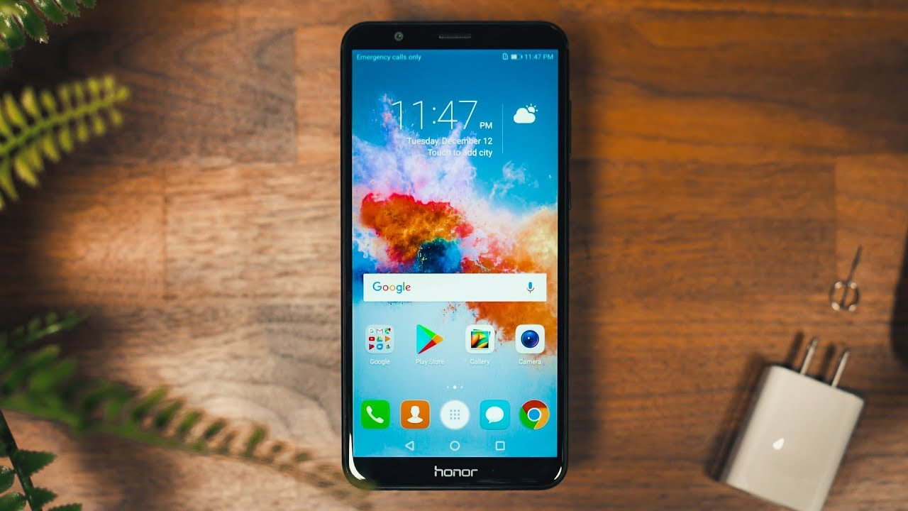 reputable site 50a9f bf84b Honor 7X Unboxing & First Look