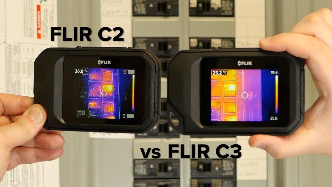 FLIR C2 vs FLIR C3 | TEquipment