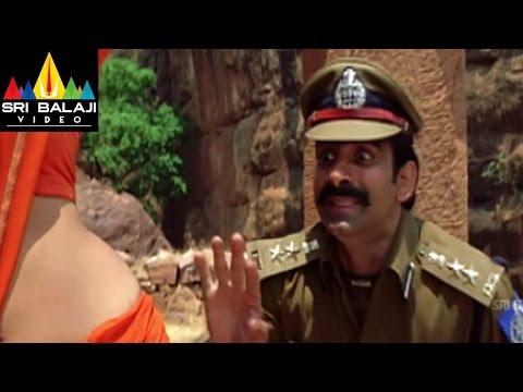 Vikramarkudu Movie Attili and Anushka Comedy | Ravi Teja, Anushka | Sri Balaji Video