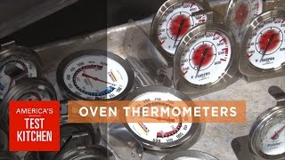 Equipment Review: Best Oven Thermometers & Our Testing Winner